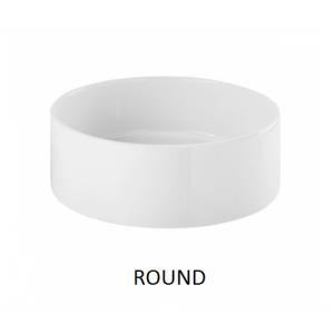 Lavabo Round sobre mueble o encimera  UNISAN