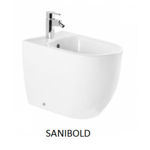 Sanibold  Bidé monobloc UNISAN