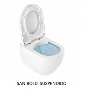 Sanibold iInodoro suspendido 50 Rimflush UNISAN