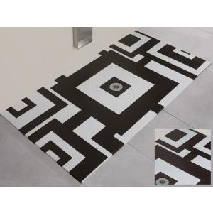 Plato ducha  Syan Serie Rectas rectangular