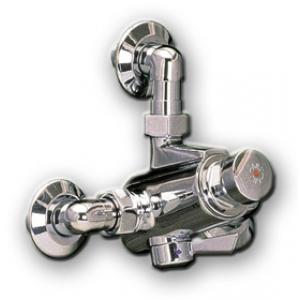 Grifo temporizado mezclador ducha Deco