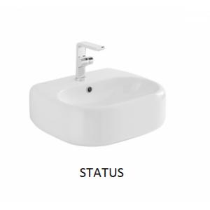 Lavabo sobre mueble Status 56X45