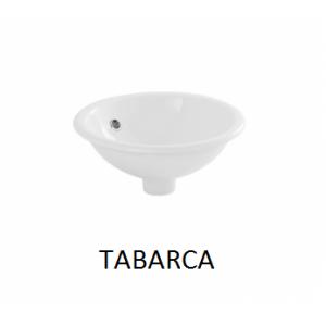 Lavabo sobre encimera Tabarca (355) UNISAN