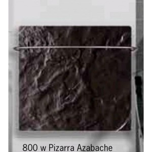 Radiador secatoallas inerciales Avant Touch pizarra azabache Climastar