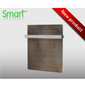 Radiador toallero inerciales Smart Stone caliza imperial Climastar cuadrado