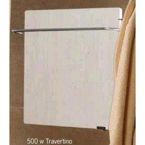 Radiador secatoallas inerciales Avant Touch traventino Climastar