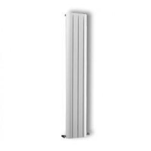 Radiador vertical Roca TV 1800 aluminio  ( 4 Elementos)  con llave