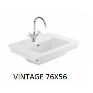 Lavabo sobre mueble Vintage (760x560) UNISAN