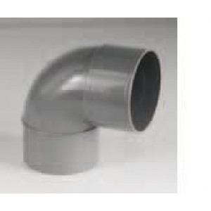 CODO PVC H/M 87º