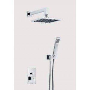 Conjunto ducha empotrada 2 funciones Mod: Vera MR