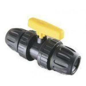 Válvula esfera para polietileno D:20mm