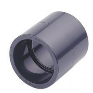 Unión pvc presión encolar  D:32mm