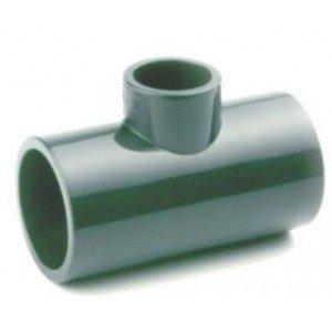 TE PVC REDUCIDA PRESIÓN ENCOLAR D:50x20mm