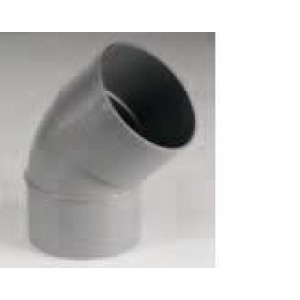 CODO PVC H/M 45º