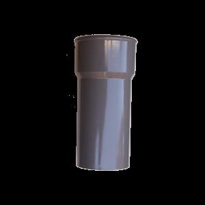 Corredera / Manguito doble alargadera macho interior  desde 75mm a 250mm
