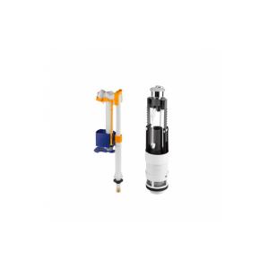 Recambio conjunto mecanismo cisterna doble descarga (3/6L) W|CA Unisan
